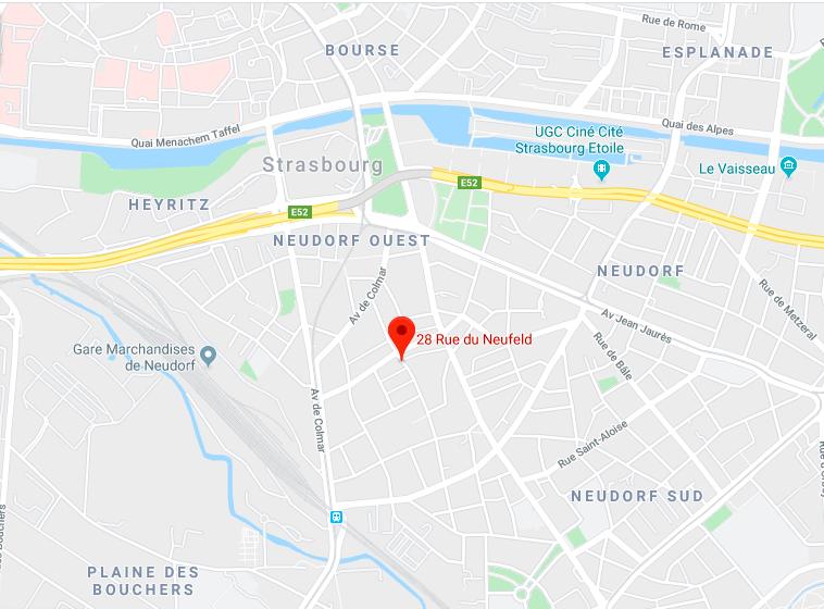 adresse dieteticienne strasbourg neudorf